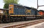 CSX 2428 on K622